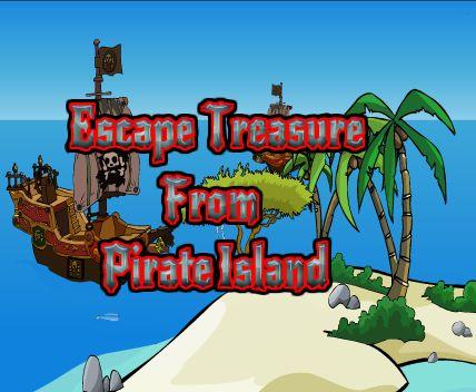Escape Treasure From Pirate Island