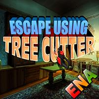 Escape Using Tree Cutter ENA Games