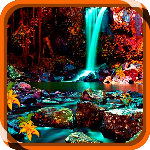 Escape Waterfalls ZooZooGames