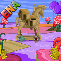 Escape With Fantasy Trojan Horse ENA Games