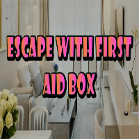Escape With First Aid Box EscapeGamesZone