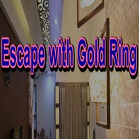 Escape With Gold Ring EscapeGamesZone