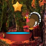 Escape With Thanksgiving Maple Leaf Games2Rule