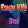 Escape With Wand