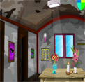 Escape from Mary Kings Close room EightGames