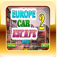 Europe Car Escape 2 CrazeInGames