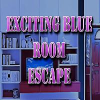 Exciting Blue Room Escape EscapeGamesZone