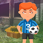 Expert Soccer Player Escape Games4King