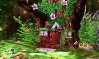 Fairy Tree House Escape OnlineEscape24