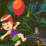 Falling Boy Rescue Games4King