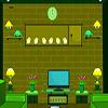 Fancy Green House Escape