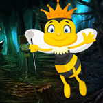 Fantasy Bee Rescue Games4King