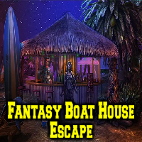 Fantasy Boat House Escape AVMGames