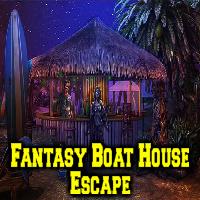 Fantasy Boat House Escape AVMGames