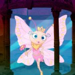 Fantasy Butterfly Girl Escape WowEscape