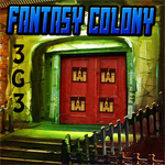 Fantasy Colony Escape Games 4 King