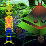 Fantasy Forest Alien Rescue Games2Rule