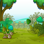 Fantasy Forest Good Coin Escape SiviGames