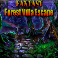 Fantasy Forest Villa Escape AvmGames