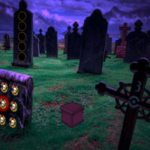 Fantasy Graveyard Escape Games2Rule