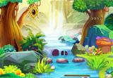 Fantasy Jungle Boy Escape FirstEscapeGames