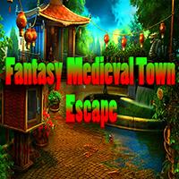 Fantasy Medieval Town Escape AvmGames