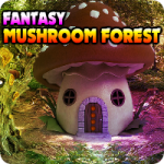 Fantasy Mushroom Forest Escape AvmGames