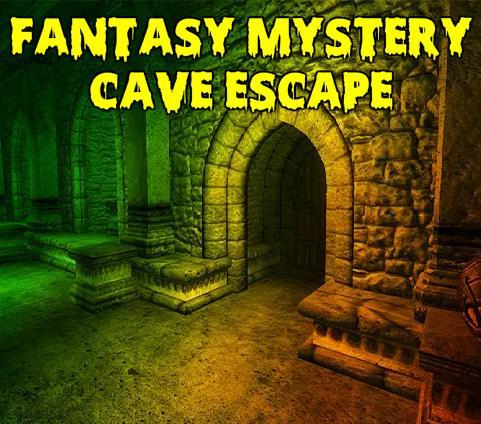 Fantasy Mystery Cave Escape aVmGames