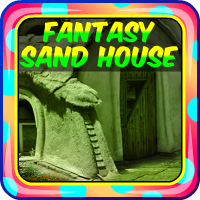 Fantasy Sand House Escape AvmGames