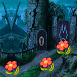 Fantasy Village House Escape AvmGames