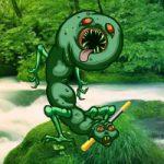 Fantasy Worm Escape WowEscape