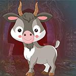 Farm Animal Goat Escape Games4King