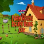 Farm House Escape Using Car KNFGames