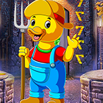 Farmer Duck Escape Games4King