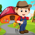Farmer Escape From Forest House Games4King