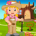 Farming Field Worker Rescue Games4King