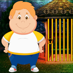 Fat Boy Rescue Games4King