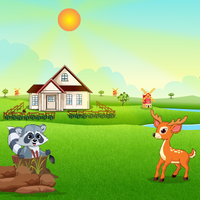 Feed The Baby Deer Games2Jolly