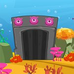 Find A Treasure In The Aquarium House AvmGames