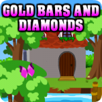 Find Gold Bars And Diamonds AvmGames