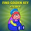 Find Golden Key Escape