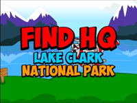 Find HQ Lake Clark National Park Hooda Math