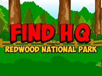 Find HQ Redwood National Park HoodaMath