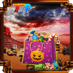 Find Halloween Candy Packet Top10NewGames