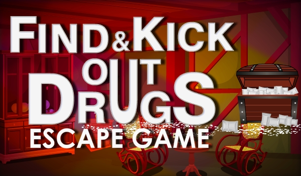 Find Kick Out Drugs Escape Game MeenaGames