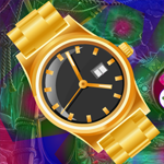 Find My Gold Watch Games4King