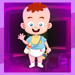 Find My Naughty Baby Escape Games4King