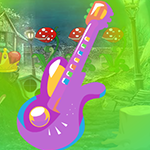 Find My Pink Guitar Games4King
