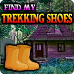 Find My Trekking Shoes AvmGames