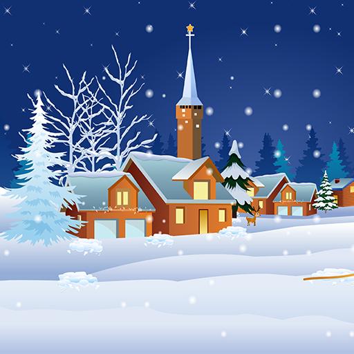 Find Santa Gift Bag TollFreeGames